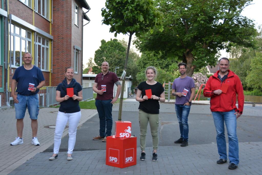 Mitgliederzuwachs SPD