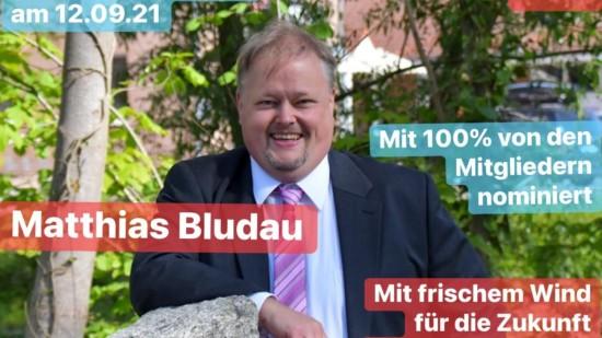 Bürgermeisterkandidat 2021