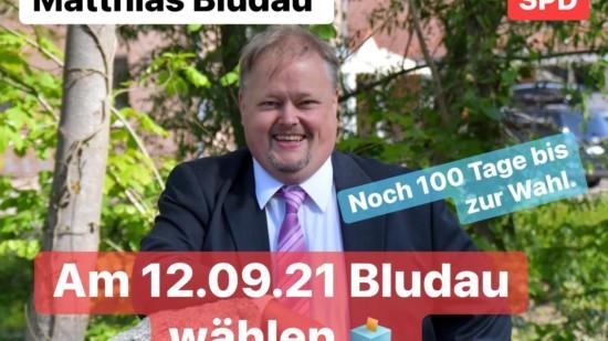 Bürgermeisterkandidat Bludau