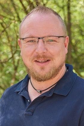Vorsitzender Kolja Leffers